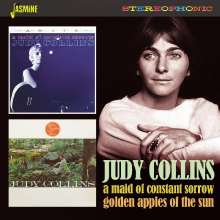 Judy Collins: A Maid Of Constant Sorrow / Golden Apples Of The Sun, CD