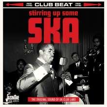Stirring Up Some Ska, CD