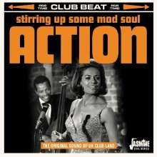 Stirring Up Some Mod Soul, CD