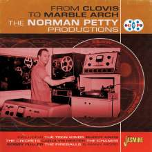 From Clovis To Marble Arch: The Norman Petty Productions, CD