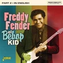 Freddy Fender: El Bebop Kid, CD