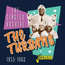 The Turbans: The Singles Archive 1955 - 1962, CD