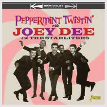 Joey Dee & The Starlighters: Peppermint Twistin' With, CD