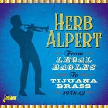 Herb Alpert: From Legal Eagles To Tijuana Brass, CD