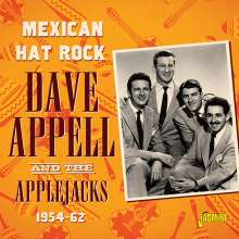 Dave Appell & The Applejacks: Mexican Hat Rock, CD