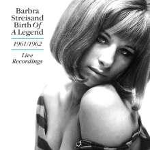 Barbra Streisand: Birth Of A Legend: Live, CD