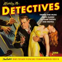 Filmmusik: Watching The Detectives, CD