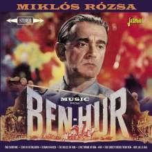 Miklos Rozsa (1907-1995): Filmmusik: Music From Ben Hur, CD
