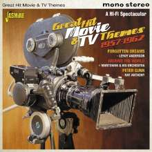 Filmmusik: Great Hit Movie & TV Themes 1957 - 1962, CD