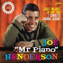 "Joe ""Mr Piano"" Henderson (1920-1980): Great Melodies Of Our Time, CD"