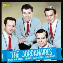 The Jordanaires: Workin' On A Building: Two Great Gospel Albums, CD