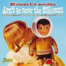 Don't Go Near The Eskimos, CD