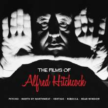 Filmmusik: Films Of Alfred Hitchcock, CD