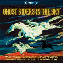 Ghost Riders In The Sky, CD