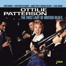 Ottilie Patterson: The First Lady Of British Blues, CD