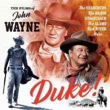 Filmmusik: Duke (The Films Of John Wayne), CD