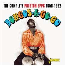 Preston Epps: Bongos-A-Go-Go: The Complete Preston Epps, CD