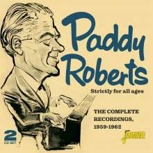 Paddy Roberts: Strictly For All Ages, 2 CDs