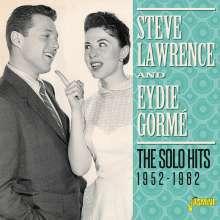 Steve Lawrence & Eydie Gorme: Solo Hits 1952 - 1962, CD