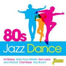 80's Jazz Dance, CD