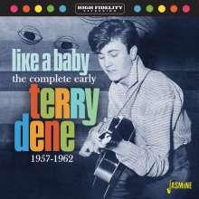 Terry Dene: Like A Baby, CD