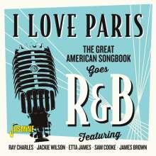 I Love Paris, CD