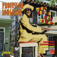 Professor Longhair: Mardi Gras In New Orleans, 2 CDs