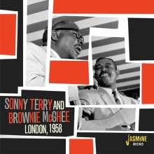 Sonny Terry & Brownie McGhee: London 1958, CD