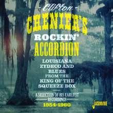 Clifton Chenier: Rockin' Accordion, CD