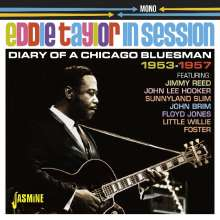 Eddie Taylor: Diary Of A Chicago Bluesman, CD