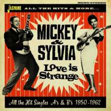 Mickey & Sylvia: Love Is Strange: All The Hit Singles A's & B's 1950 - 1962, 2 CDs