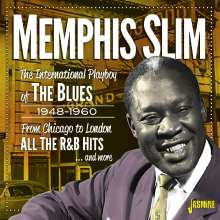 Memphis Slim: The International Playboy Of The Blues 1948 - 1960, CD