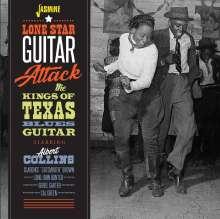 Lone Star Guitar Attack, CD