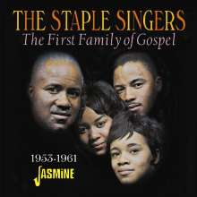 The Staple Singers: First Family Of Gospel, CD