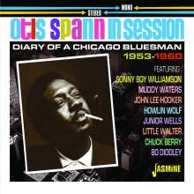 Otis Spann: In Session: Diary Of A Chicago Bluesman, 2 CDs