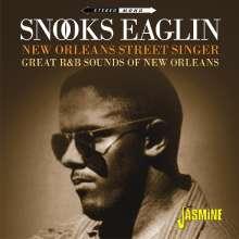 Snooks Eaglin: New Orleans Street Singer, 2 CDs