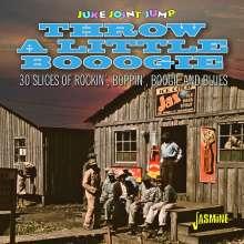 Throw A Little Boogie - Juke Joint Jump, CD
