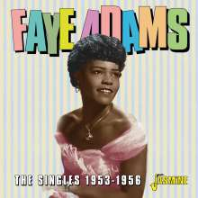 Faye Adams: The Singles 1953 - 1956, CD