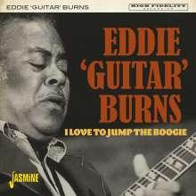 "Eddie ""Guitar"" Burns: I Love To Jump The Boogie, CD"