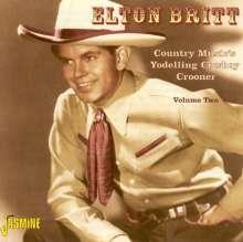 Elton Britt: Country Music's Yodelin, CD