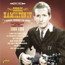George Hamilton IV: I Know Where I'm Going, 2 CDs