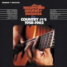 The Nashville Sound Of Success: Country #1's, 2 CDs