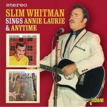 Slim Whitman: Sings Annie Laurie & Anytime, CD