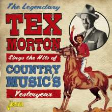 Tex Morton: Sings The Hits Of Country Music's Yesteryear, CD