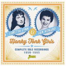 Loretta Lynn & Jan Howard: Honky Tonk Girls, CD