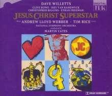 Andrew Lloyd Webber (geb. 1948): Musical: Jesus Christ Superstar, 2 CDs