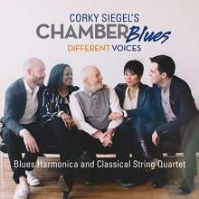 Corky Siegel: Different Voices, CD