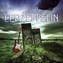 A Tribute To Led Zeppelin, CD