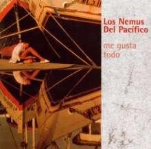 Los Nemus Del Pacifico: Me Gusta Todo, CD