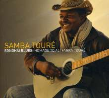 Samba Touré: Songhai Blues: Homage To Ali Farka.., CD